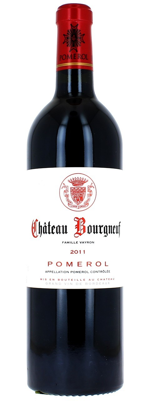 Château Bourgneuf 2011
