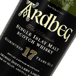 Ardbeg Officiel 17 ans