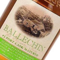 Ballechin Officiel 6 Bourbon Matured