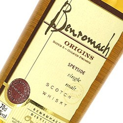 Benromach Origins Officiel 2005