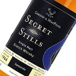 Secret Stills Gordon and Macphail 1966
