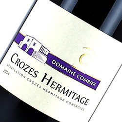 Domaine Combier 2014 Rouge Crozes Hermitages