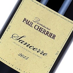 Domaine Paul Cherrier Rouge 2015