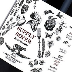 Domaine Supply Royer Sélection Exclusive Caves Raffault 2015