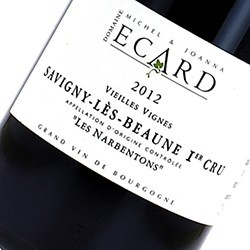 Domaine Ecard Les Narbentons 2012