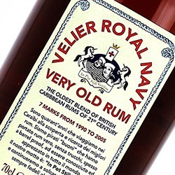 VELIER ROYAL NAVY The Blend