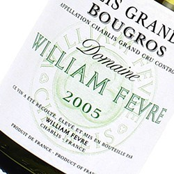 Domaine William Fevre Bougros 2005 Chablis Grand Cru