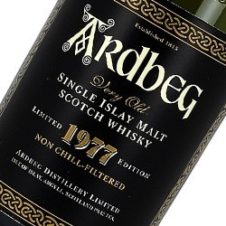 Ardbeg Officiel 1977