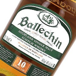 Ballechin Officiel 3 Port Matured 10 ans