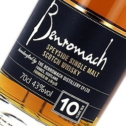 Benromach Officiel 10 ans