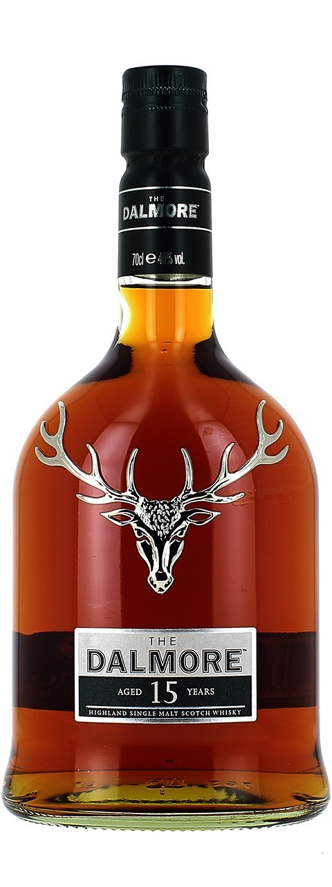Dalmore Officiel 15 ans