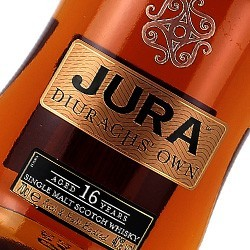 Isle Of Jura Officiel 16 ans