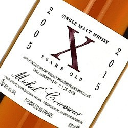 Michel Couvreur Officiel 2005 X 2015 Single Cask