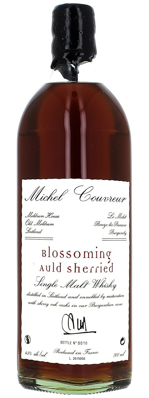 Michel Couvreur Officiel Blossoming Auld Sherried