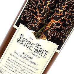 Spice Tree Compass Box