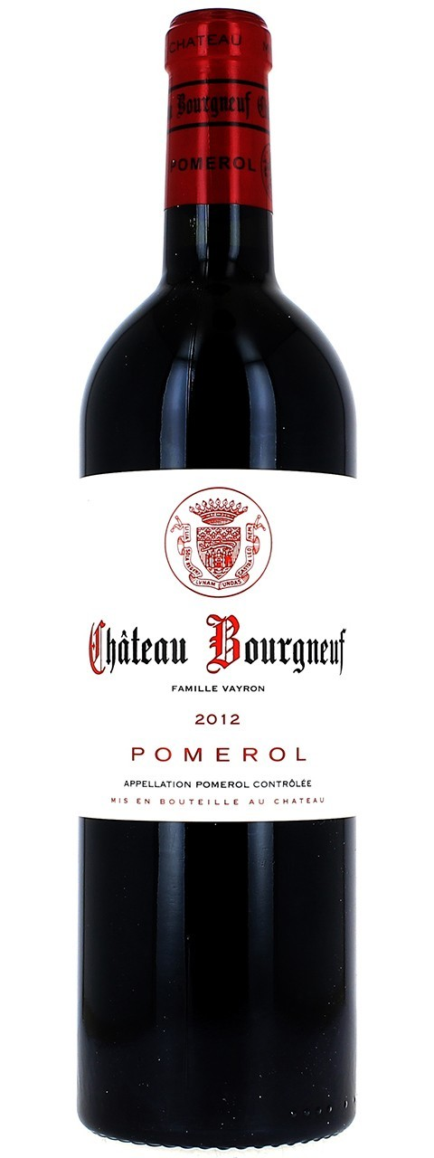Château Bourgneuf 2012