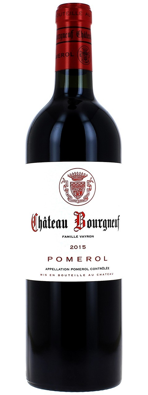 Château Bourgneuf 2015