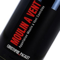 Domaine Christophe Pacalet Moulin-à-Vent 2017