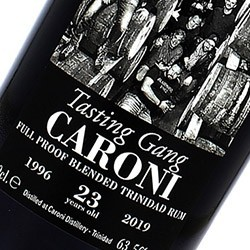 CARONI CARONI Tasting Gang 38th Release Guyana Stock - Double Maturation
