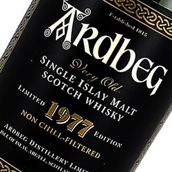 ARDBEG Officiel ISLAY 1977
