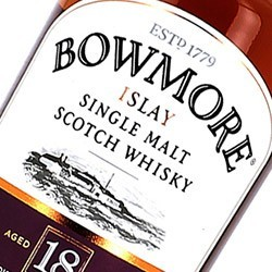 BOWMORE Officiel ISLAY 18 ans