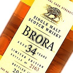 BRORA Officiel HIGHLANDS 34 ans