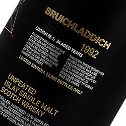 BRUICHLADDICH Officiel ISLAY 1992