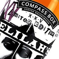 DELILAH'S Compass Box Blended Malt
