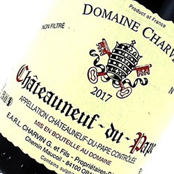 Domaine Charvin Chateauneuf Du Pape 2017