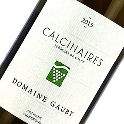 Domaine Gauby Calcinaires 2015
