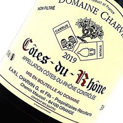 Domaine Charvin Rouge 2019